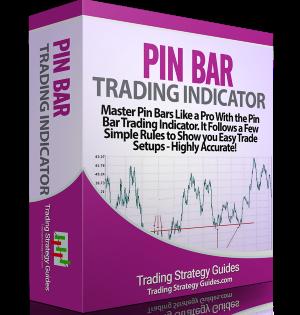 Форекс индикатор Pin Bar Trading Indicator